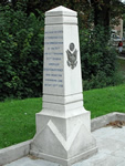 American 30th Division Memorial Bellicourt