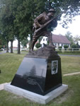 Catigny Doughboy Memorial