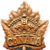 CEF Cap Badge