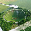 Loughnagar Crater from the air